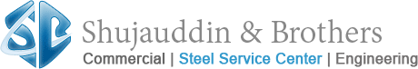 Shujauddin & Brothers ( Steel Service Center ) Logo